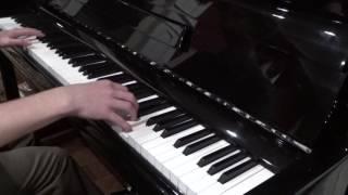 Скачать Passacaglia Handel Halvorsen Piano Cover