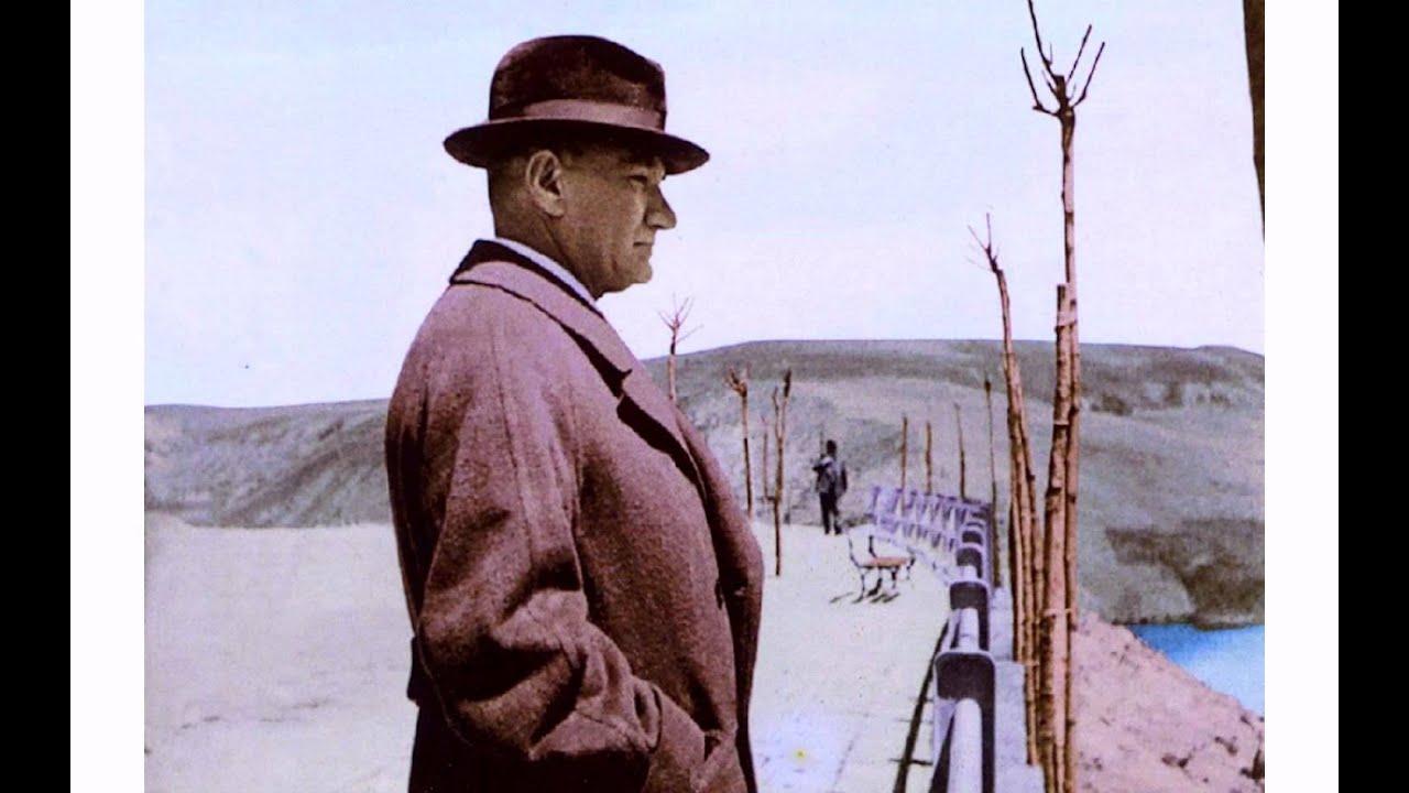 Renkli Atatürk Resimleri