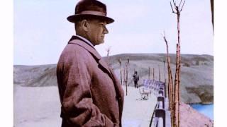 En Güzel Renkli Atatürk Resimleri