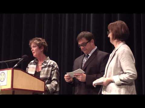 Community Transition Program Graduation 2015