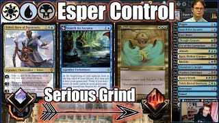 Finishing Off Our Mythic Grind With Some Super Serious Esper Control