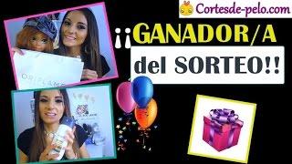 ¡GANADOR SORTEO! ♥ CORTES DE PELO 2017 2018