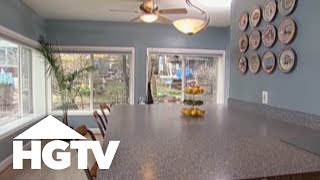 Home Staging Tips: How to Make a Room Look Bigger - HGTV Video