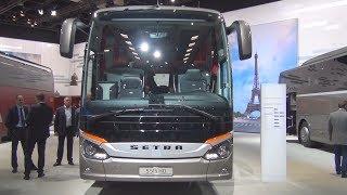 Setra ComfortClass S 515 HD Bus Exterior and Interior