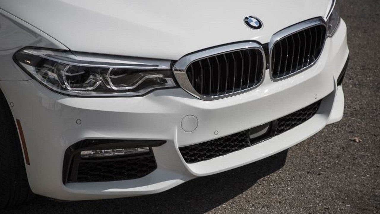 2017 BMW 540i XDrive Sedan Review