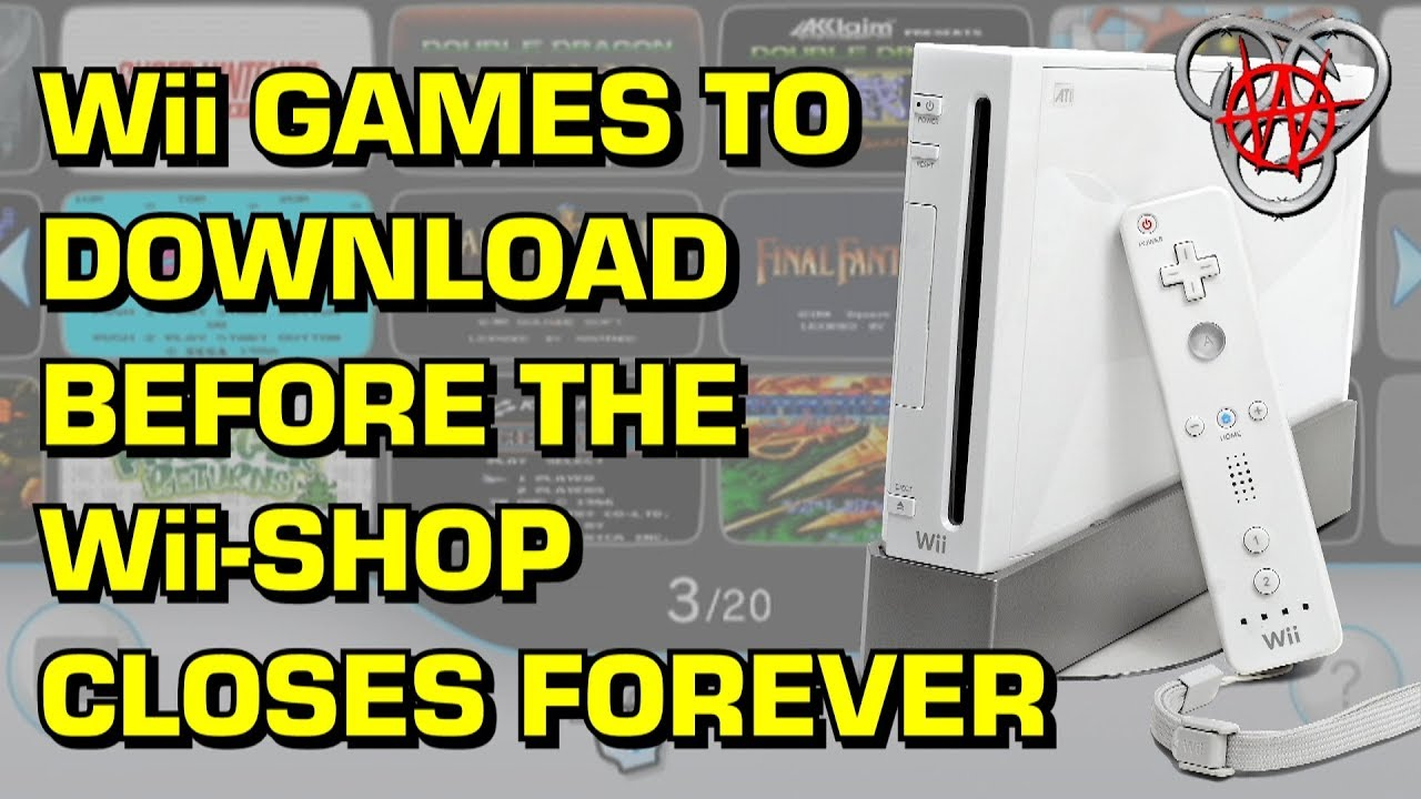 buy and download wii games