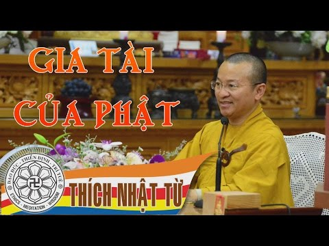 Kinh Trung Bộ 3 (Kinh Thừa Tự Pháp) - Gia tài của Phật (11/07/2004)