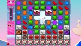 Candy Crush Saga Level 890 No Booster 3* 4 moves left