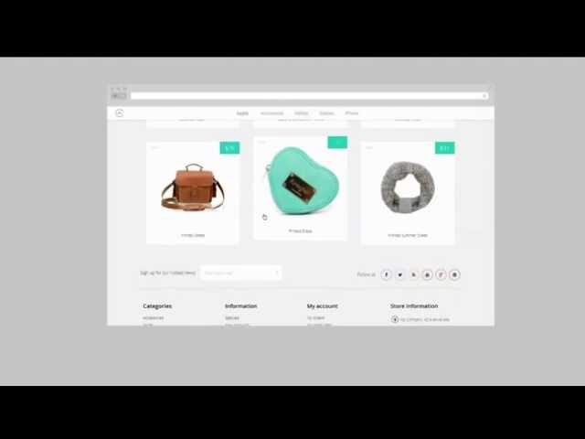 Shopster - Content First Responsive Prestashop 1.6 Template