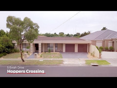 5 Evrah Drive Hoppers Crossing