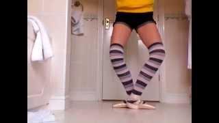 Pointe Update :) Ballet Pointe Practice.