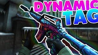 DYNAMIC CLAN TAG TUTORIAL (CS:GO)
