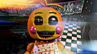 SOY TOY CHICA - Five Nights at Freddy's Simulator (FNAF Game)