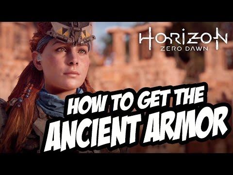 HORIZON ZERO DAWN - Ancient Armory Power Cell Locations