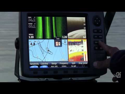 Lowrance HDS - Viewing Multiple Panels