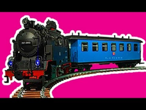 Cheap G Scale Train System & Garden Railway Set Up – Newqida LGB Clone