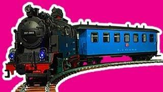 Cheap G Scale Train System & Garden Railway Set Up - Newqida LGB Clone