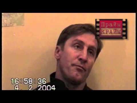 вор в законе Владимир Тюрин (Тюрик) 04.02.04 Москва