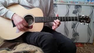 Eric Clapton Drifting Blues 2008 Unplugged Live TV Recording (Cover) (Taylor gs mini)