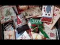 Dozens of CHRISTMAS CROSS STITCH ornaments , Prairie Schooler