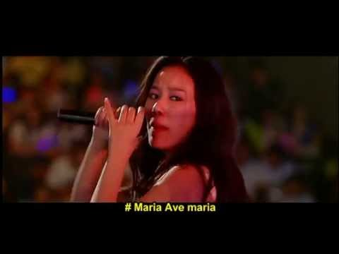 AVE MARIA  KIM AH JOONG subtitulada en español