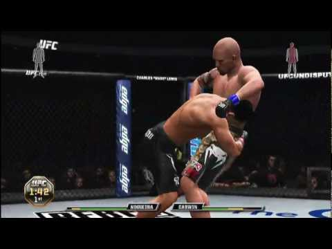 UFC Undisputed 3 Lessons: Submissions! #1