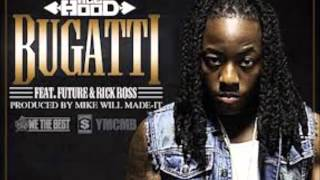 Ace Hood - Bugatti ft. Rick Ross & Future - Clean
