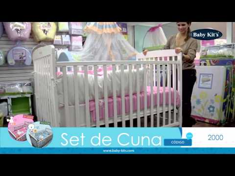 Set de Cuna Baby Kit´s