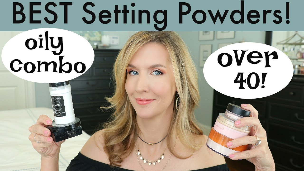 Best makeup for aging skin over 40