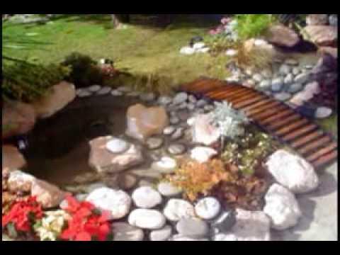 Cascadas y jardines info de cascadas youtube for Cascadas de jardin