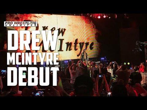 Drew McIntyre Makes His NXT Debut (VIDEO)