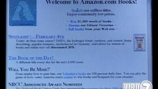 Amazon.com story from Feb. 4, 1997 (KIRO 7 Seattle)