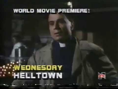 Helltown 1985 NBC Movie Premiere Promo Robert Blake - YouTube