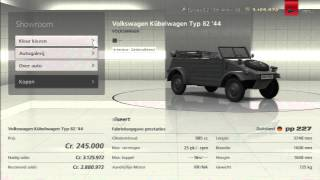 Volkswagen Kübelwagen Typ 82