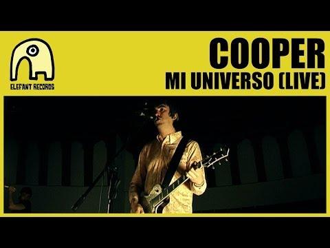 COOPER - Mi Universo [Live] [Official]