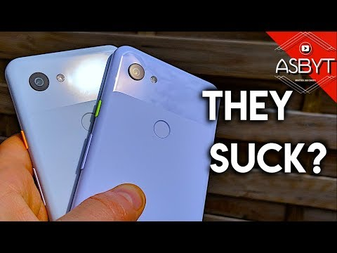 Pixel 3A + 3A XL Review - They SUCK?