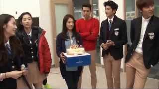 Video The heirs funny moments part 5, Korean New Drama, Park shin hye & Lee min ho korean download MP3, 3GP, MP4, WEBM, AVI, FLV Januari 2018