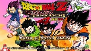 DRAGON BALL Z BUDOKAI TENKAICHI 4 LATINO *BETA 1* *FORMATO PAL* [DOWNLOAD IN THE DESCRIPTION]