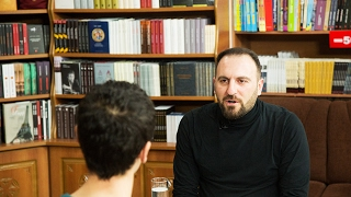 Բարձր գրականություն Արքմենիկ Նիկողոսյանի հետ  Էռնեստո Սաբատո