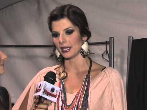 Carolina Cruz en el Lente Paparazzi   Maquila & Moda 2013