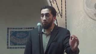 Nouman Ali Khan - Story of the People of the Cave (Surah Al-Kahf)
