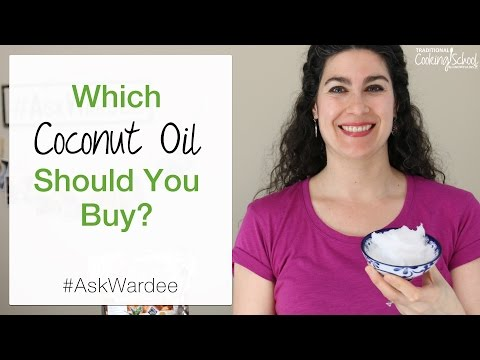 Which Coconut Oil Should You Buy? | #AskWardee 072