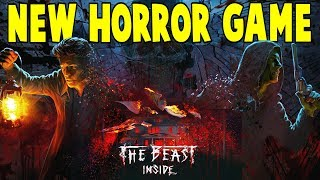 Awesome SCARY NEW Horror Game | The Beast Inside Gameplay DEMO PC | Upcoming Horror Games 2018/2019
