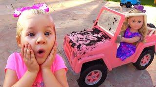 Download ديانا تريد أن تشتري سيارة جديدة جميلة Mp3 and Videos