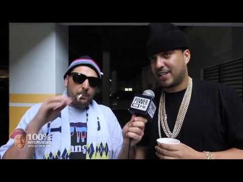 DJ Vick One interview with French Montana and Chinx Drugz