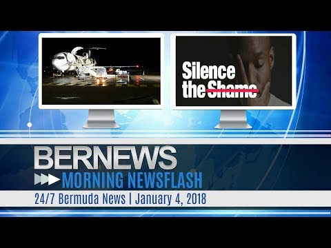 Bernews Newsflash For Thursday January 4, 2018