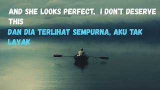 Gambar cover Ed Sheeran - Perfect Terjemahan Indonesia