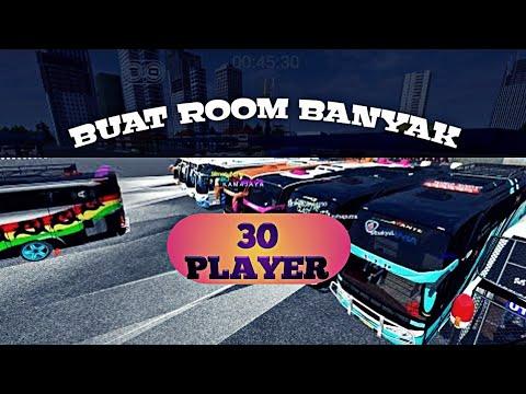 INFO: BUAT ROOM BANYAK DI BUSSID (30 PLAYER) #1