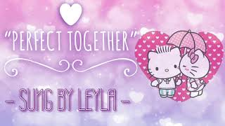 """""""Perfect Together"""" (Rosanna Pansino) 2019    Cover"""