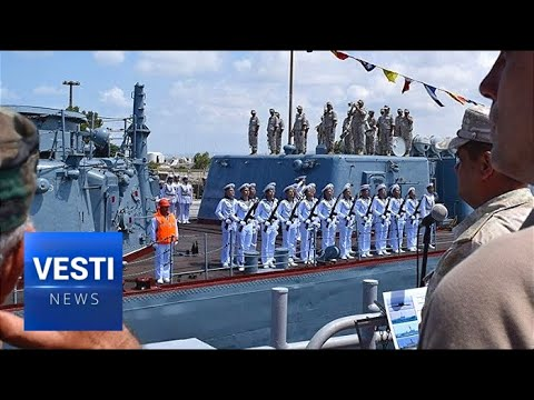 Russia's Fleet Celebrates Naval Forces Day Off Syrian Coast: Mediterranean No Longer A Nato Lake